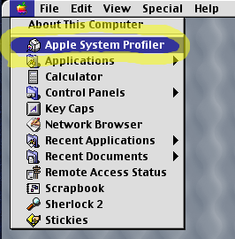 Nick Fox-Gieg's Tutorials » OS X on OS 9 Macs